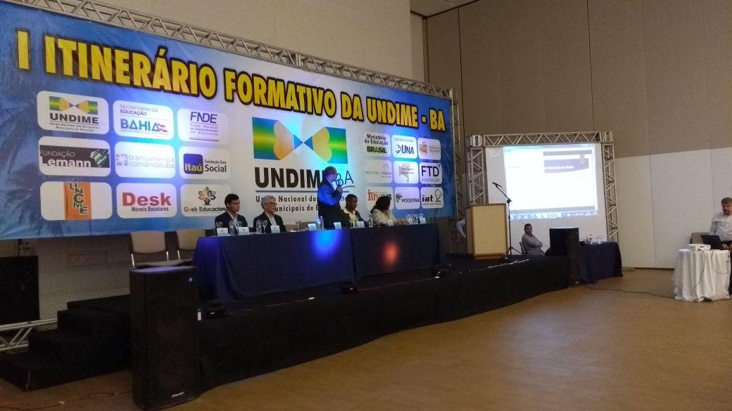 Bahia - Lançamento Conferência da Educação