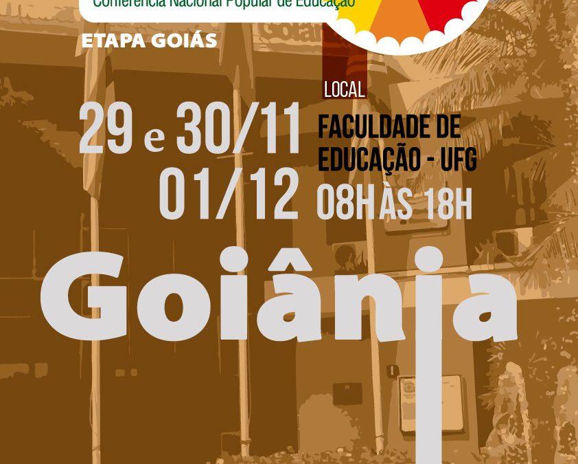 [GO] Começa etapa intermunicipal da Conape em Goiânia