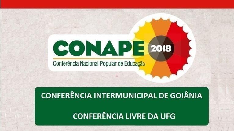 [GO] Conape Goiás realiza conferências na Faculdade de Educação