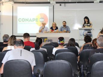 [PR] Fase Regional da Conape discute situação da educação