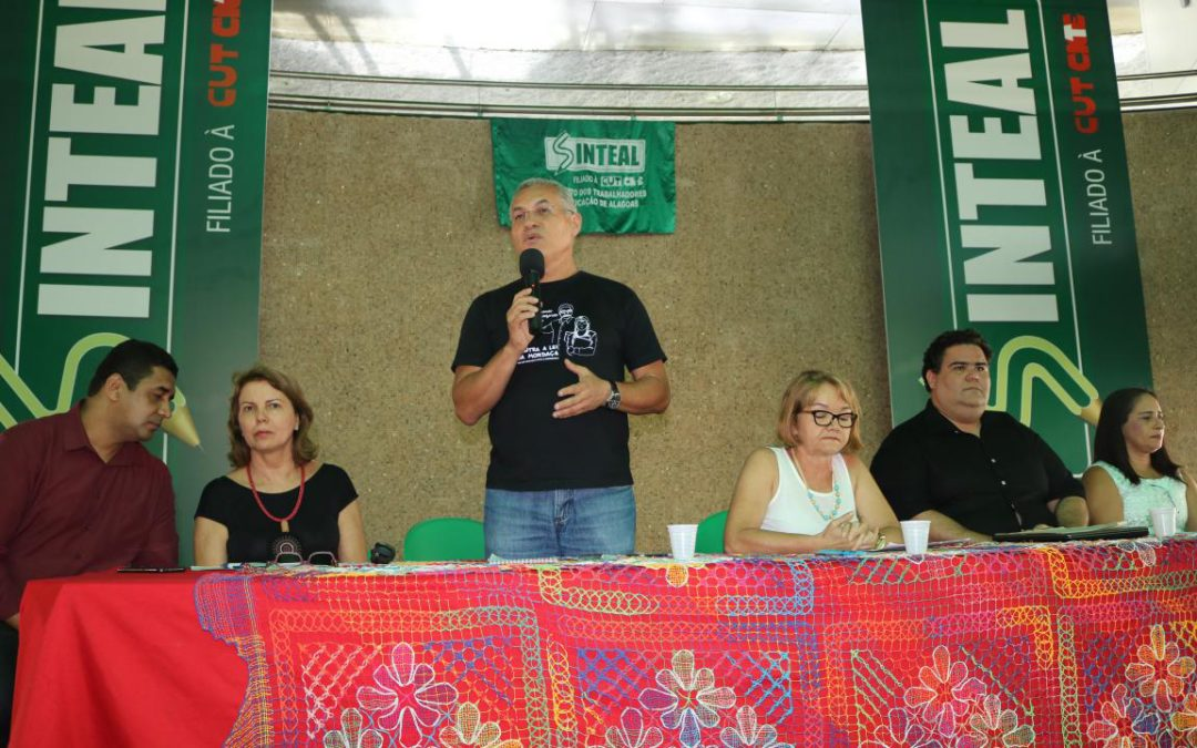 [AL] Conepe 2018 é realizada em Maceió e discutiu Planos de Educação
