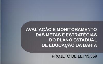 [BA] Audiência Publica da avaliação e monitoramento do Plano Estadual de Educação da Bahia