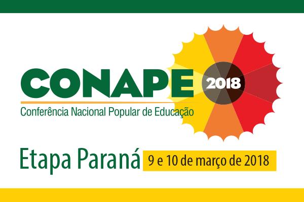 [PR] Conape Paraná será realizada nesta sexta e sábado