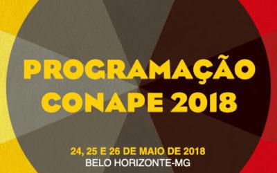 Programação Definitiva Conape 2018