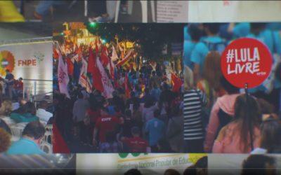 Vídeo-reportagem: Contee mostra como foi a Conape