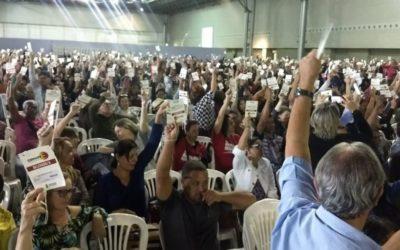 CONAPE 2018 se encerra com aprovação de Plano de Lutas e Carta de Belo Horizonte