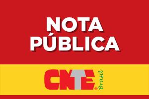 PELO DIREITO DE SER EDUCADOR/A E EXERCER A NOSSA PROFISSÃO